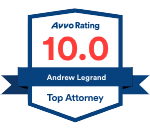Andrew Legrand, Top Attorney